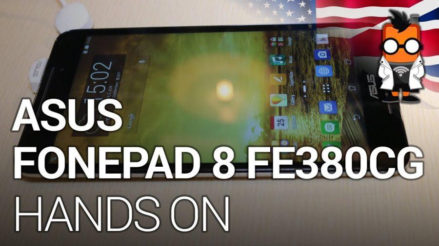 Tablet Asus Fonepad 8 1