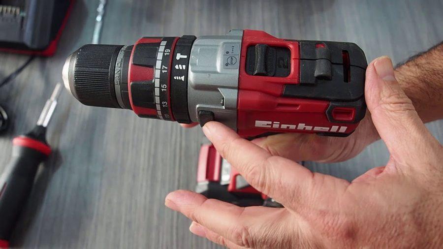 Taladro Hitachi Bateria 1