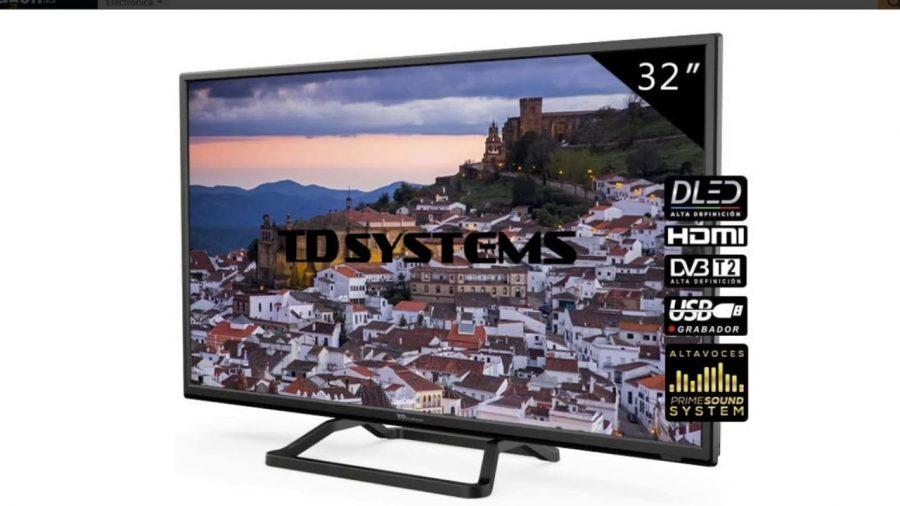 Td Systems 32 K32Dlx9H 1