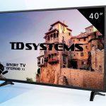 Td Systems K40Dlm8Fs Full Hd Smart Tv Opiniones 3