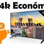 Td Systems K50Dlh8Us Uhd 4K Smart Tv 5
