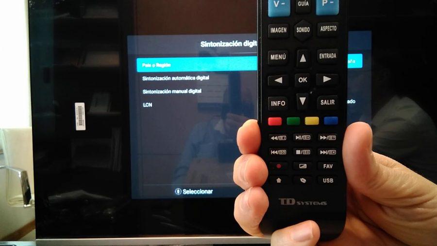 Td Systems K50Dlm8Fs Smart Tv 50 1
