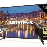 Td Systems K50Dlm8Us Uhd 4K Smart Tv 5