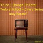 Td Systems Orange Tv 2