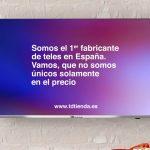 Televisor Td System 32 Pulgadas 2