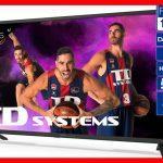 Televisores Led Full Hd 40 Pulgadas Td Systems K40Dlm7F 5