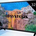 Tv 40 Led Full Hd Smart Td Systems K40Dlm8Fs 2