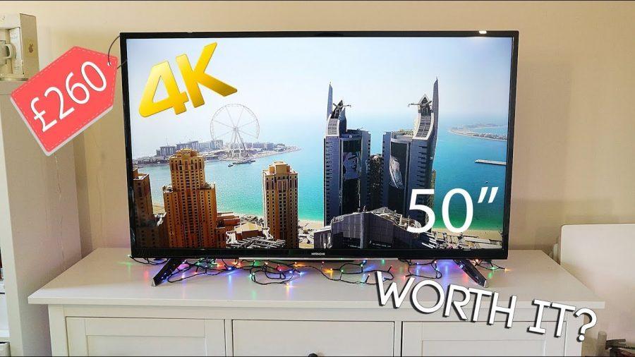 Tv Hitachi 65 Led Smart Tv 1