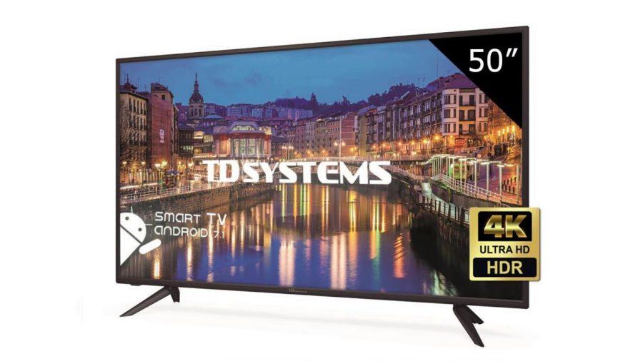 Tv Led 50 Td Systems K50Dlm8Us 1