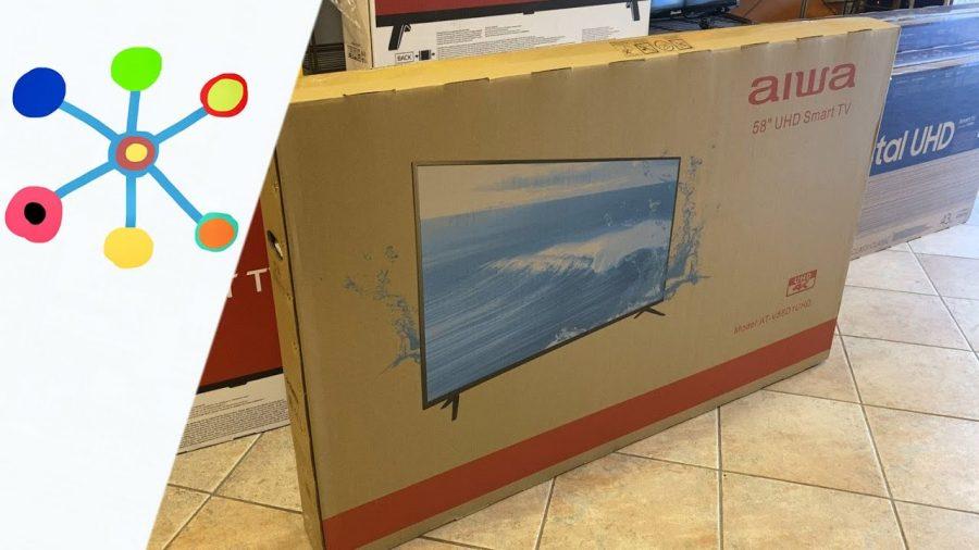 Tv Smart Aiwa 32 1