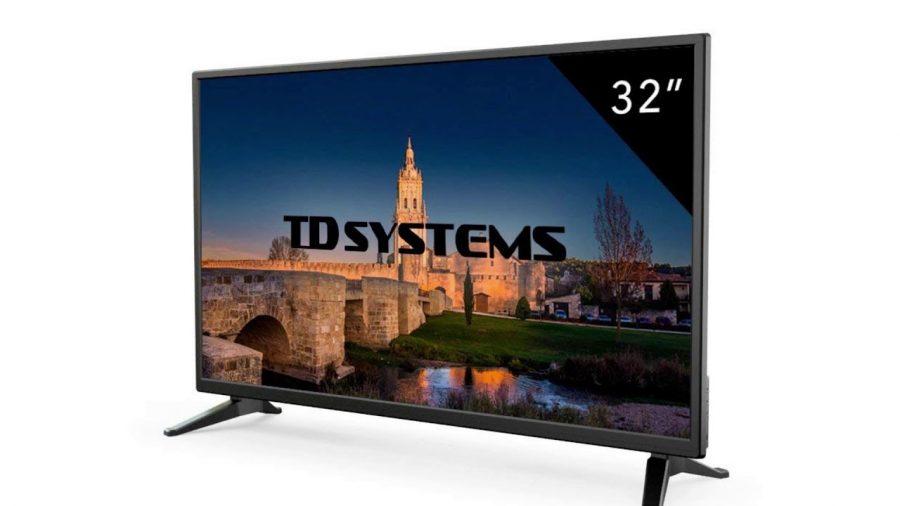 Tv Td Systems K40Dlm8Fs 1