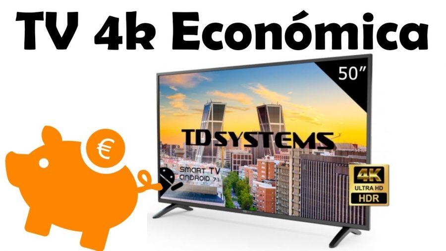Tv Td Systems K50Dlm8Fs 1