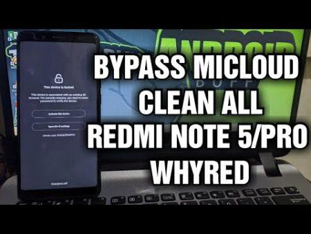 Usb Driver Xiaomi Redmi Note 5 Pro 1
