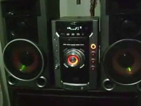 Vendo Equipo De Sonido Aiwa 1