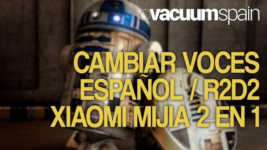 Voces Xiaomi Vacuum 1