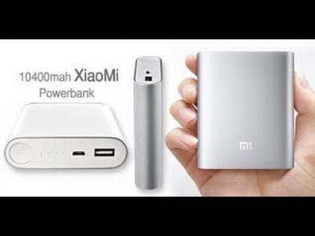 Xiaomi 10400 Mah Powerbank 1