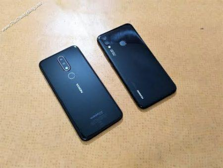 Xiaomi A2 Vs P20 Lite 1