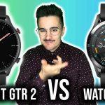 Xiaomi Amazfit 2 Stratos Vs Huawei Watch Gt 3