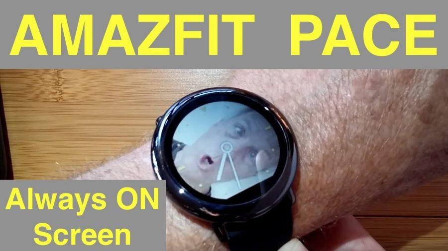 Xiaomi Amazfit 2 Watch Faces 1