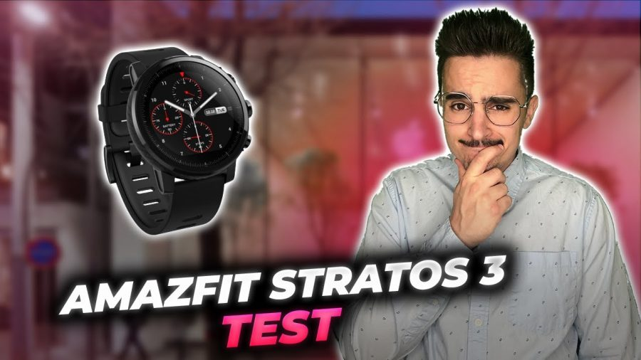 Xiaomi Amazfit 2S Stratos Plus 1