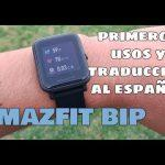 Xiaomi Amazfit Bip A1608 Smartwatch Color Rojo 2