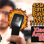 Xiaomi Amazfit Bip Onyx Black 5
