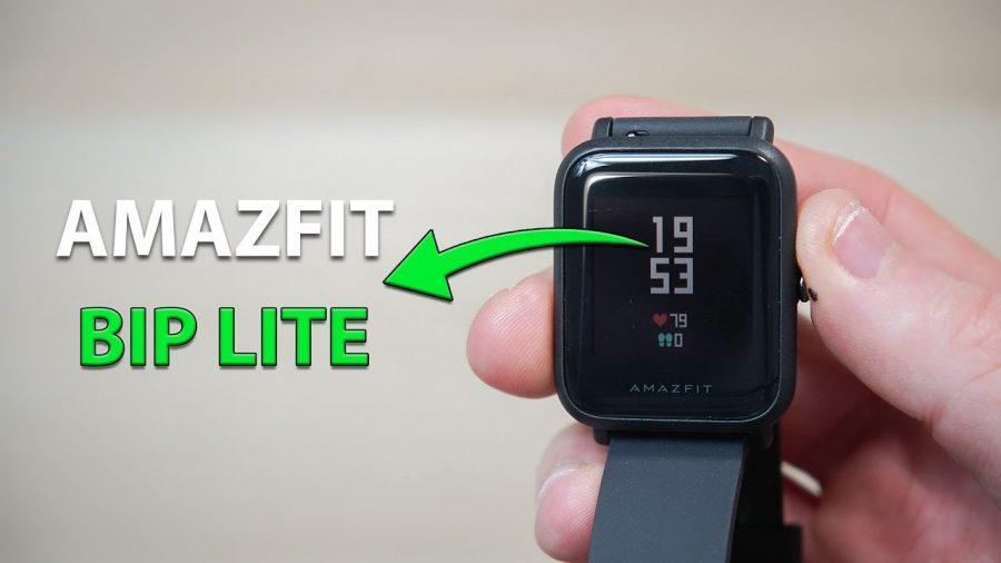Xiaomi Amazfit Bip Y Bip Lite 1