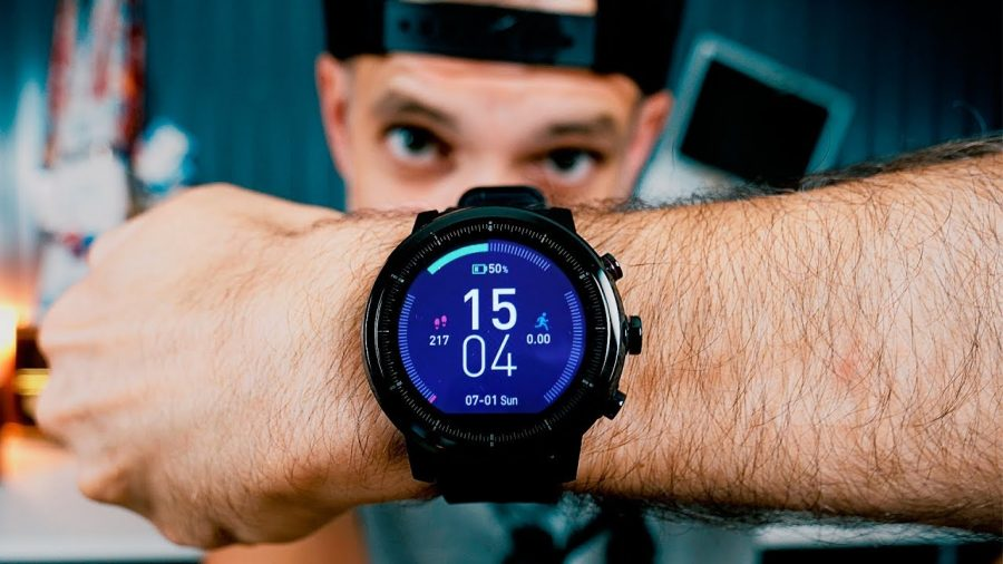 Xiaomi Amazfit Smartwatch 2 Vs Stratos 1