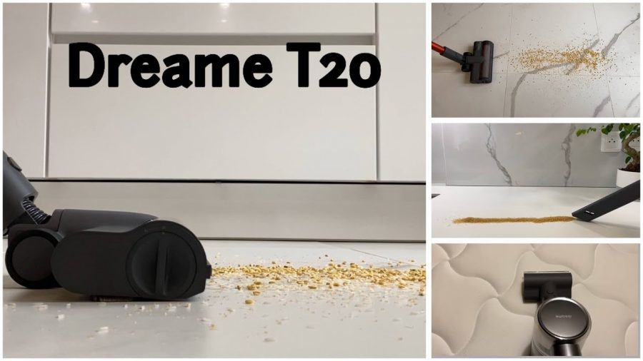 Xiaomi Dreame V9 Pro Test 1
