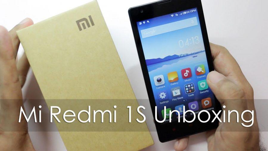 Xiaomi Hongmi 1S Redmi 1