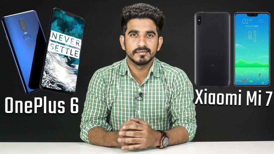 Xiaomi Mi 6 Vs Oneplus 6 1