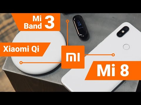 Xiaomi Mi 8 Wireless Charger 1