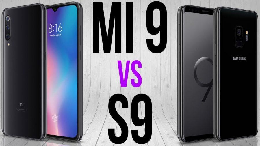 Xiaomi Mi 9 Se Vs Galaxy S9 1