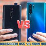 Xiaomi Mi 9 T Pro Vs Huawei P20 Pro 2