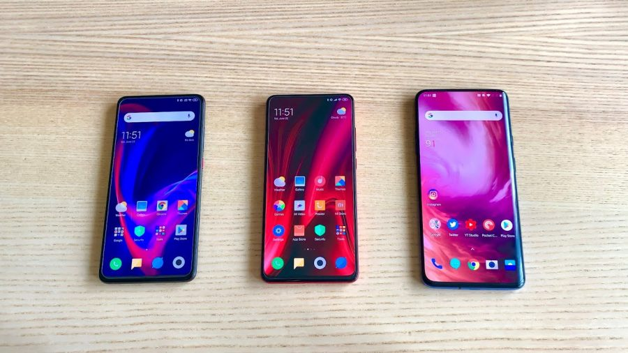 Xiaomi Mi 9 T Vs Oneplus 7 Pro 1