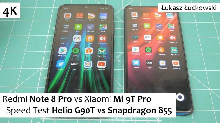 Xiaomi Mi 9T Pro Vs Xiaomi Redmi Note 8 Pro 1