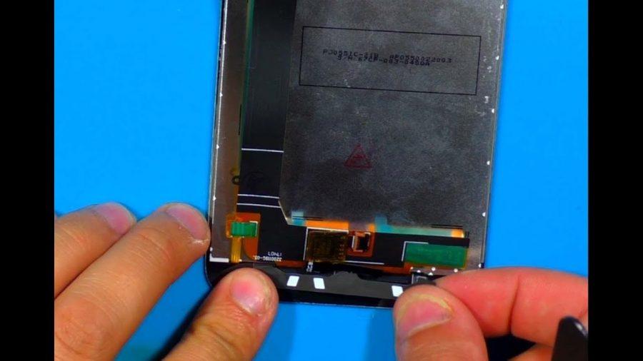 Xiaomi Mi A1 Display 1