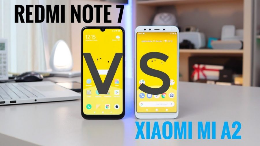 Xiaomi Mi A2 Vs Moto G7 1
