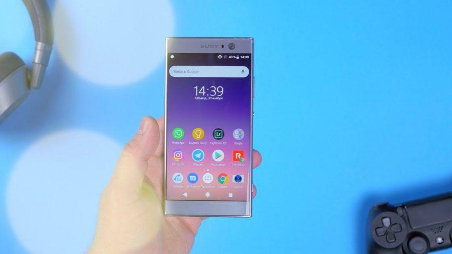 Xiaomi Mi A2 Vs Sony Xperia Xa2 1