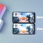 Xiaomi Mi A3 O Samsung A40 2