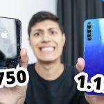 Xiaomi Mi A3 Vs Iphone 7 3