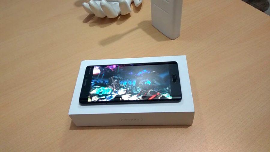 Xiaomi Mi Note 2 Antutu 1