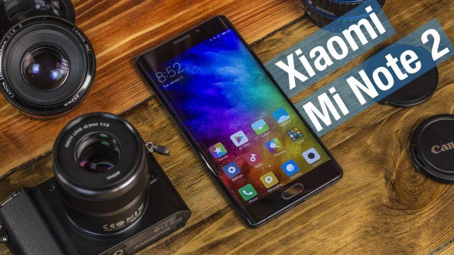 Xiaomi Mi Note 2 Vs Mi5S Plus 1