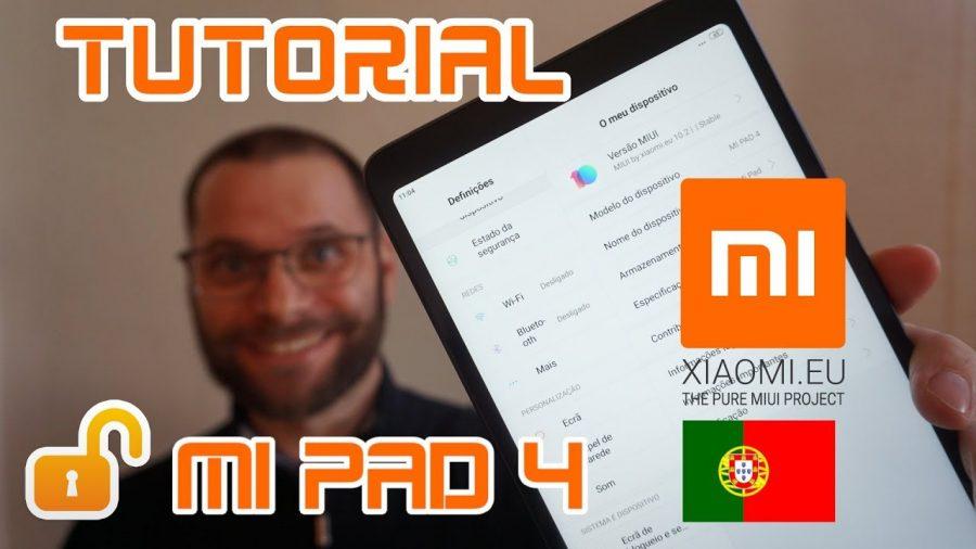 Xiaomi Mi Pad 3 Eu Rom 1