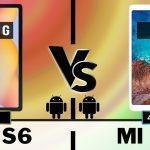 Xiaomi Mi Pad 4 Vs Samsung Tab S2 3
