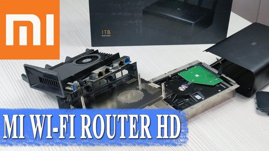 Xiaomi Mi Router Pro R3P 1