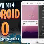 Xiaomi Mi4 Lte Cu 3
