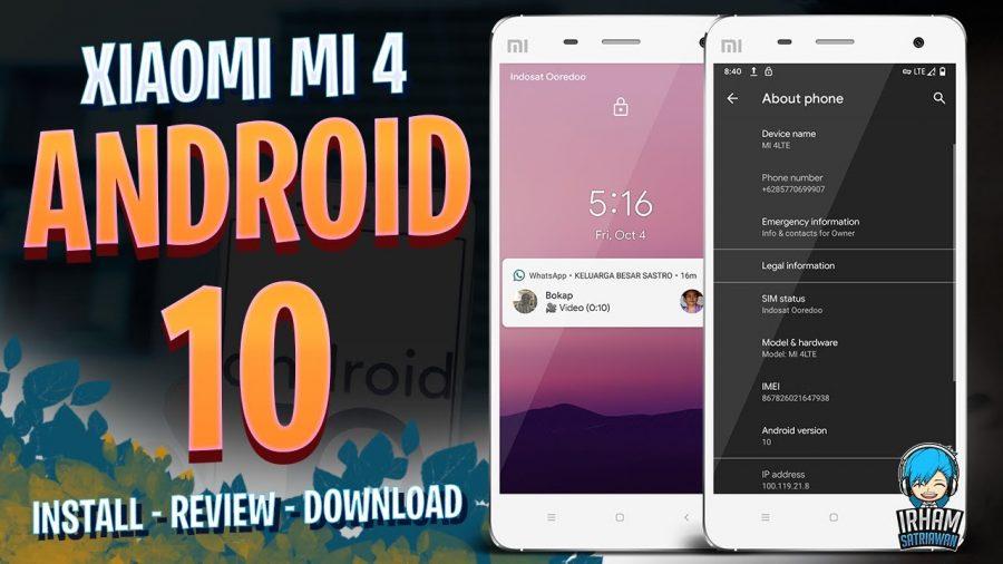 Xiaomi Mi4 Lte Cu 1