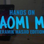 Xiaomi Mi6 Ceramic Special Edition Black 3