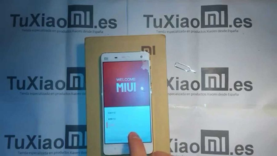 Xiaomi Mipad 4 España 1